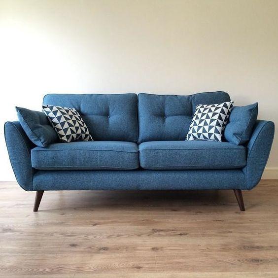 teal blue furniture. RAHASIA MEMILIH SOFA EMPUK Teal Blue Furniture