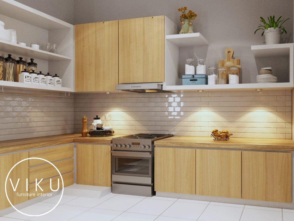 Jasa Pembuatan Kitchen Set Bandung Archives Viku Furniture Bandung