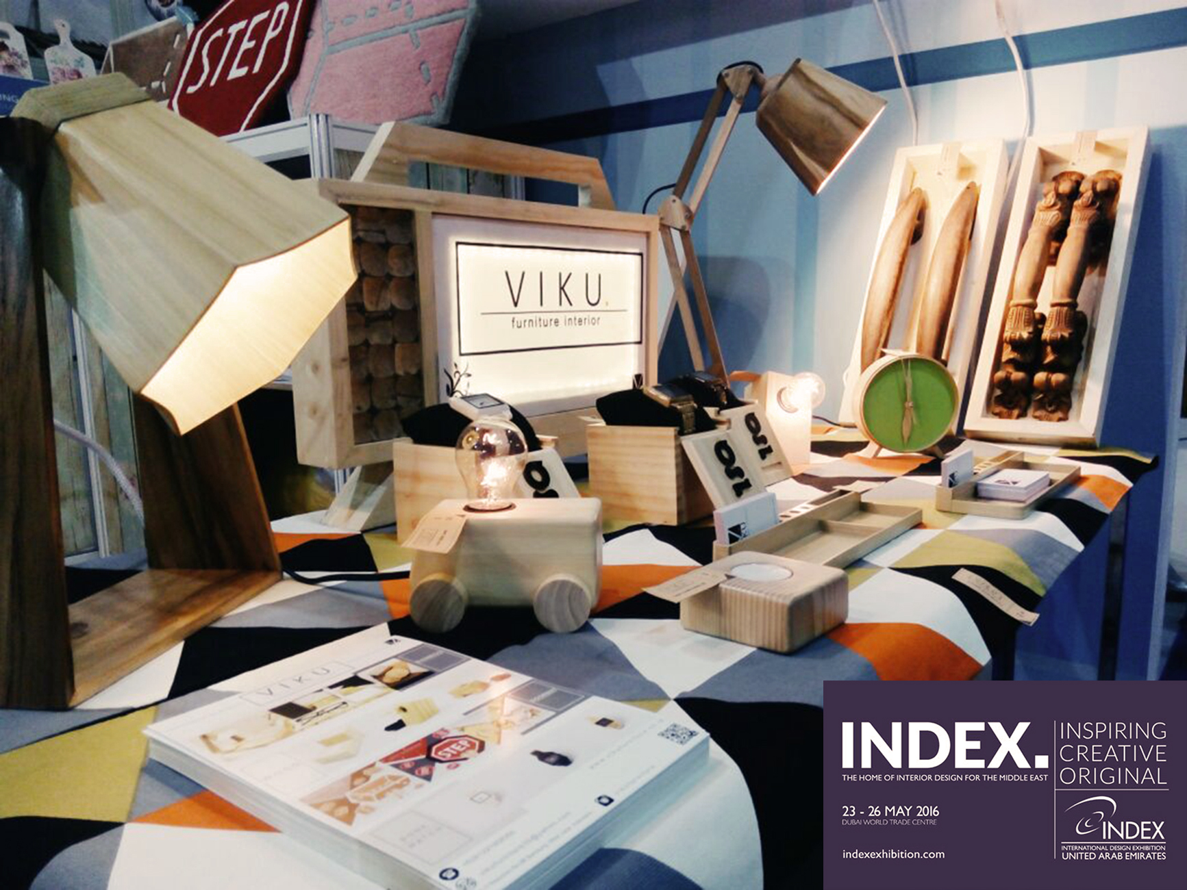 Himki goes china viku furniture Home furniture exhibition dubai